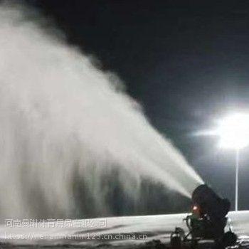 国产造雪机出雪量 质优价低的人工造雪机价格