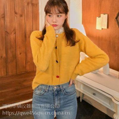 艺素国际正品尾货品牌女装批发网 年底女装品牌折扣尾货黄色羽绒服