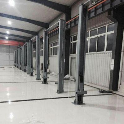 专业生产汽车升降机 二柱/龙门举升机 鸿鑫牌安全可靠