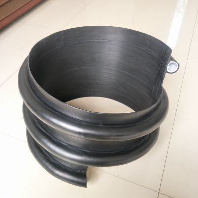 力和管道主打产品 dn700mm聚乙烯缠绕结构壁管 克拉管