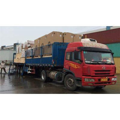 上海到绵竹物流托运专线 到货及时 速度快