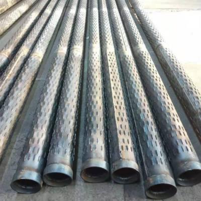 制造螺旋桥式过滤器219*5 深水井用滤水管厂家***新报价
