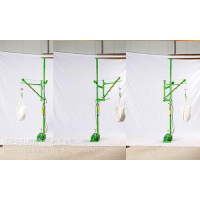 河北室内装修吊运小吊机|室内小型吊运机厂家直销