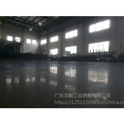 荔湾金刚砂地面固化—荔湾厂房耐磨地面抛光—地板起灰处理公司