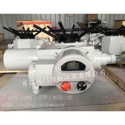 dzw型阀门电动装置 百强多回转电动执行器 价格合理