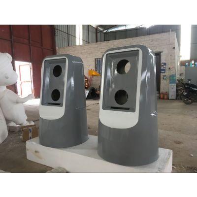 佛山玻璃钢外壳厂家定制户外各种玻璃钢外壳摆件