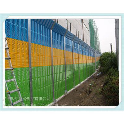 阳泉工厂隔音墙常用材质 镀锌板