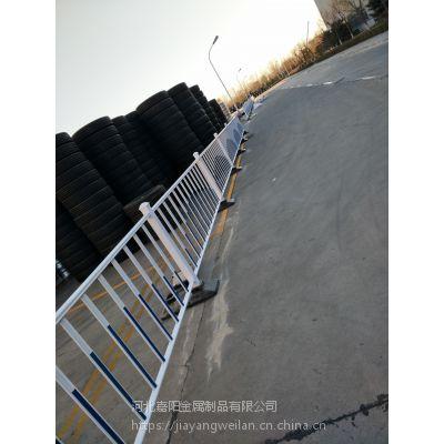 天津塑钢护栏批发 天津绿化护栏价格