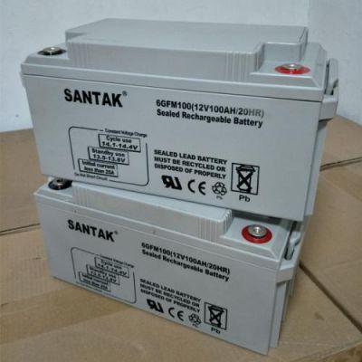 山特蓄电池-6GFM200图片 价格及参数