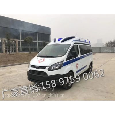 120救护车标准配置国五福特救护车厂家直销