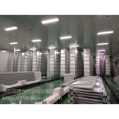 自动化立体仓库及物流分拣整体方案