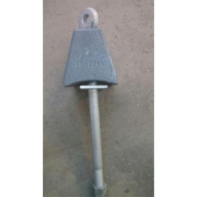 BD-1839 2244BD-2451 2762避雷线悬挂吊架