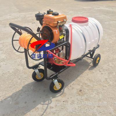潍坊风送式果园打药机 高压喷雾器