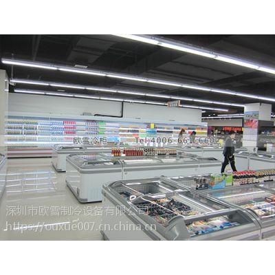 惠州卧式组合冷藏冷冻转换柜哪里有实体店