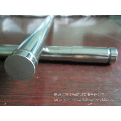 株洲厂家 分阶式硬质合金柱塞本体 带槽高压泵柱塞定制