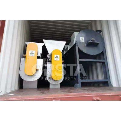 江苏市废旧牛奶瓶再生粉碎清洗处理环保工艺 柯达机械