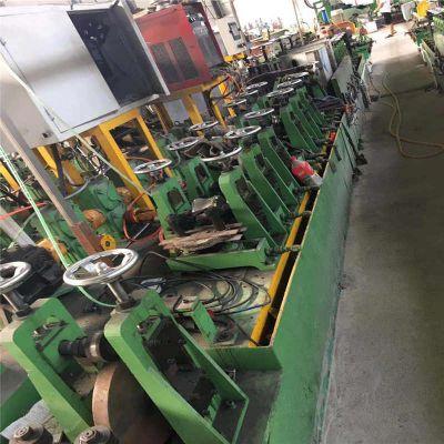 倒闭工厂转让通用工业制管设备转让小型制管机设备机组