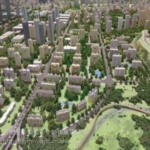供甘肃武威城市模型和张掖商业模型公司