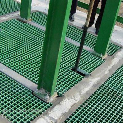 玻璃钢格栅拉挤格栅格栅盖板及井盖篦子唐山科力批发