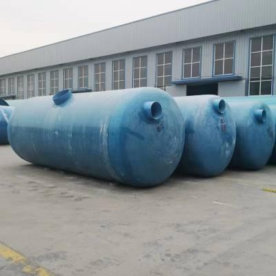 长葛玻璃钢模压化粪池批发玻璃钢化粪池厂家