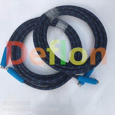 厂家直销化学和食品用的灵活的ptfe卷式特氟龙软管设计