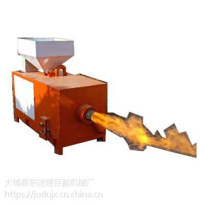 2吨生物质颗粒燃烧机 生物质燃烧机价格厂家