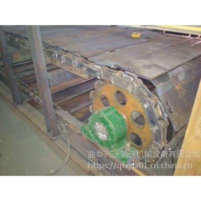 应用广泛安装方便链板输送机耐用 不锈钢链板输送机