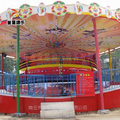 室外儿童游艺项目迪斯科转盘 商场游乐设备哪家好