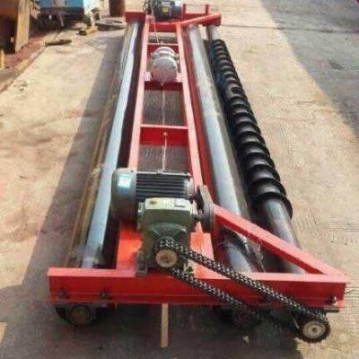 两滚筒水路面摊铺机 滚轴式混凝土振动梁 滚子摊平机