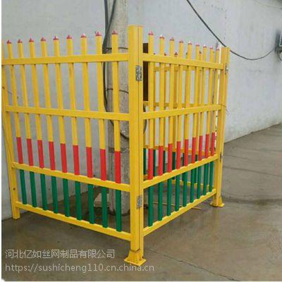 肃宁户外露天变压器安全绝缘玻璃钢围栏厂家