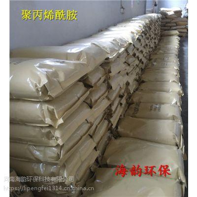 供应新疆固体聚丙烯酰胺,压泥效果,PAM市场价格