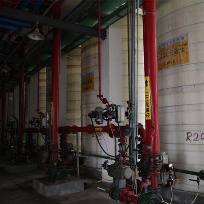 浙江南化 聚丙烯反应釜 耐腐蚀塑料反应釜
