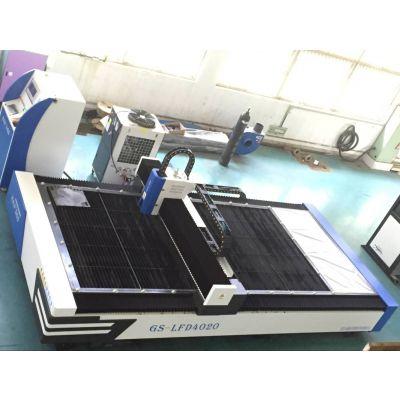 大族金石凯激光1500W激光切割机,IPG/SPI进口激光器
