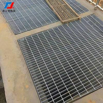 泰江-厂家直销,q235材质平台钢格板,G255/30/100,造船,石化,化工厂专用镀锌平台钢钢格