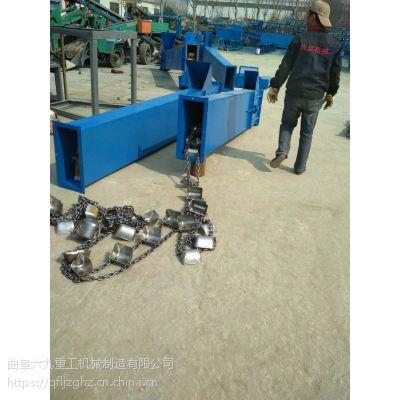 升降挡边输送机不锈钢防腐 养殖厂饲料输送机