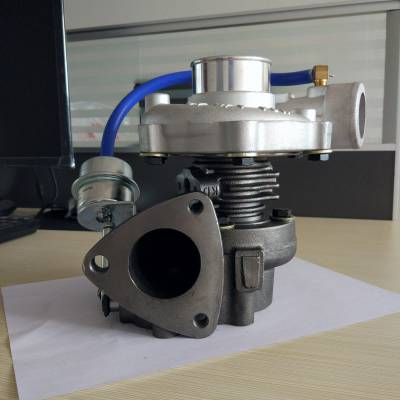 皮卡车江铃宝典JX493ZQ涡轮增压器GT22增压机
