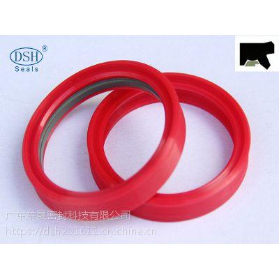 广东DSH橡胶密封件生产厂家 异型同轴密封件DTDI