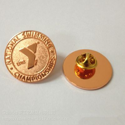 铜制司徽定制,活动奖章生产,深圳佩戴襟章制作厂