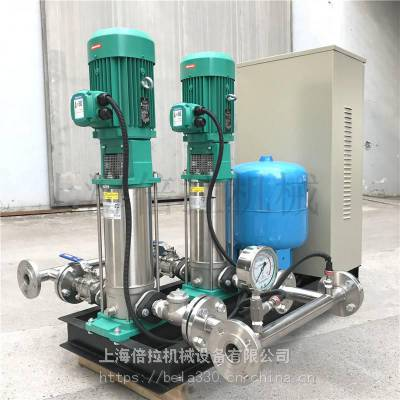 MVI1607-1/25/E/3-380-50-2威乐WILO小区加压设备供水设备