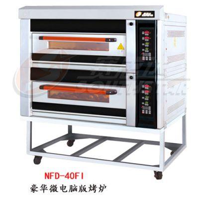赛思达电烤箱NFD-40FI二层四盘电脑版厂家直销面包店专用