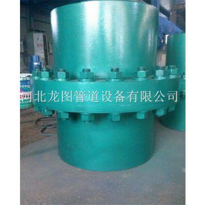 供应DN400 PN6碳钢绝缘法兰厂家