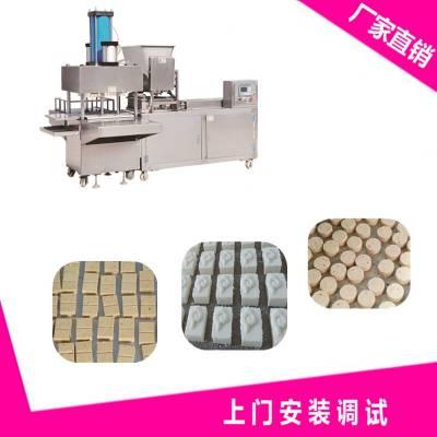 半自动绿豆糕机器云片糕机怀宁贡糕机器价格厂家介绍