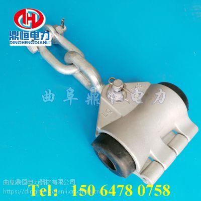 ADSS光缆悬垂线夹-100米小档距切线线夹直线悬垂金具