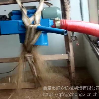家用小型倒粮机 机动三轮车载吸粮机
