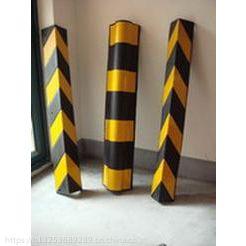 橡胶护角条生产批发 防撞条反光带厂 地下车库护角 地下室直角警示条