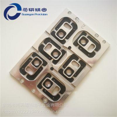 厂家承接铝合金镜面平面抛光 铝合金摄像头镜面平面抛光加工 合金配件平面研磨