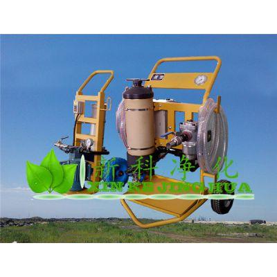 高效滤油机PFC8314-100-H-KS替代颇尔滤油小车