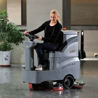 乌鲁木齐GM-MIINI驾驶式洗地机