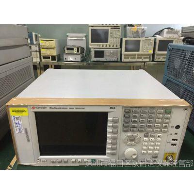 长期出租是德KeysightN9020A信号分析仪频谱分析仪功能