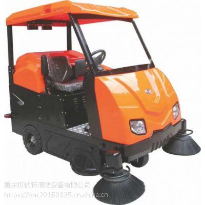 重庆扫地机大型驾驶式扫地车OS-V6